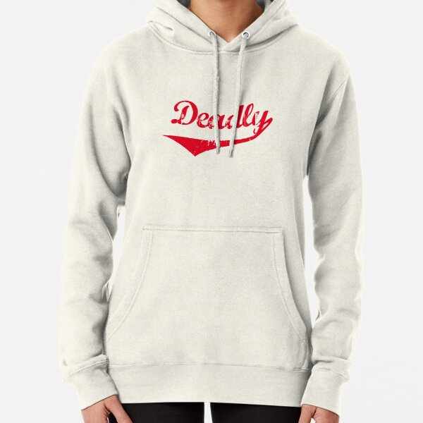 Deadly [-0-] Pullover Hoodie
