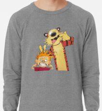 calvin and hobbes 1 Lightweight Sweatshirt