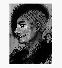 Punk Photographic Print