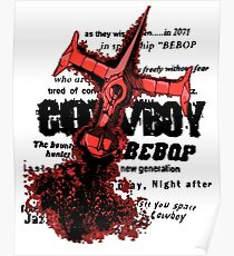 See you space cowboy... Poster