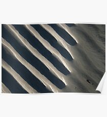 Perfect corrugations Poster