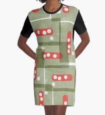 Abstract no2 Graphic T-Shirt Dress
