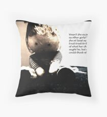 The Eleventh. Throw Pillow