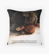 The Twentieth. Throw Pillow