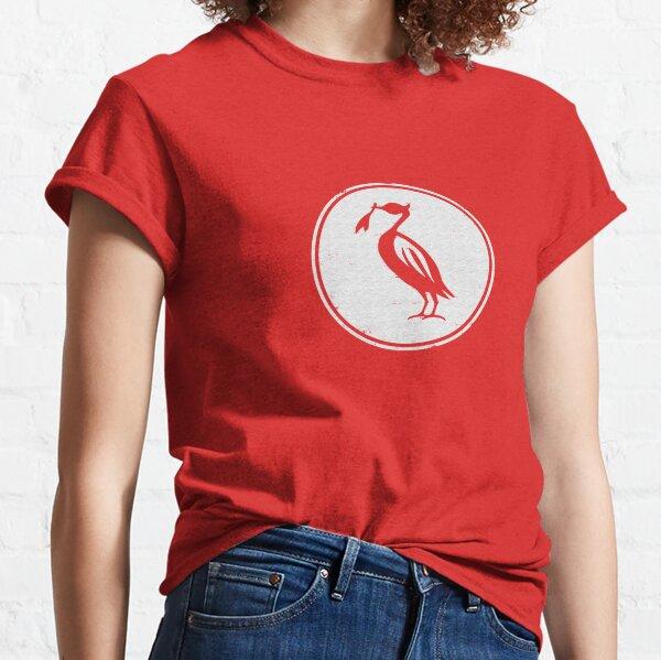 Retro Liverbird Classic T-Shirt