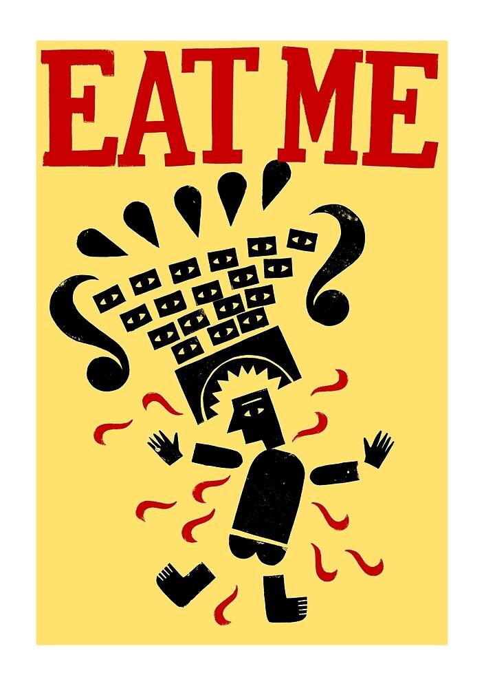 Eat me by baggelboy