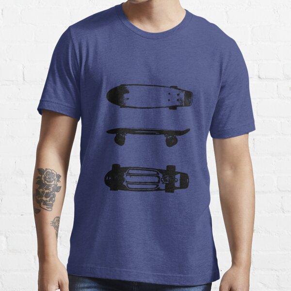 The skateboard Essential T-Shirt
