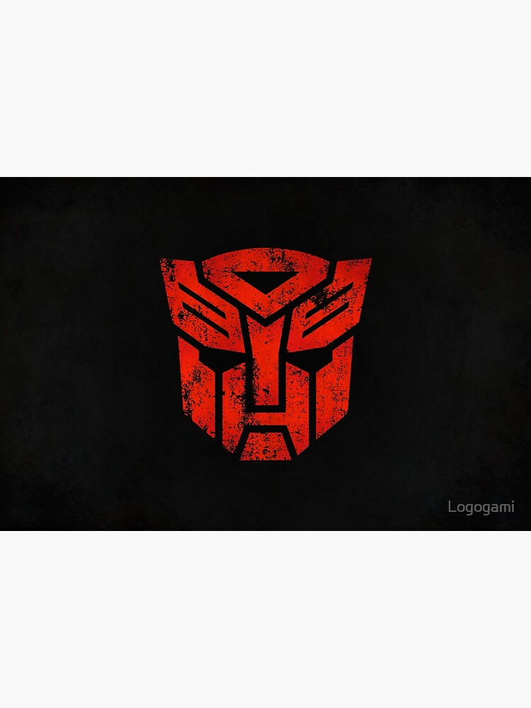Autobots Logo · Distressed by Logogami