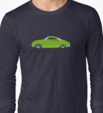 Green Karmann Ghia Tshirt Long Sleeve T-Shirt