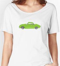 Green Karmann Ghia Tshirt Women's Relaxed Fit T-Shirt