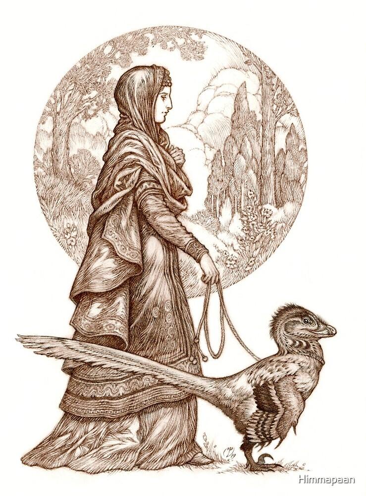 Joveta and Isambart by Himmapaan