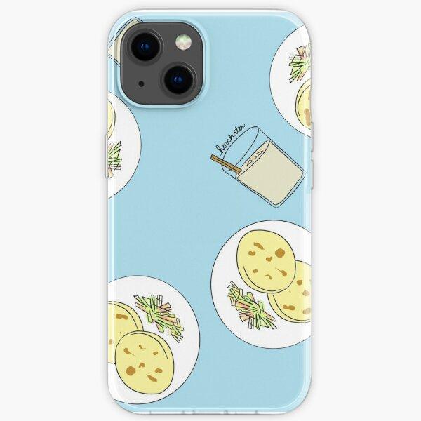 Horchata y Pupusas iPhone Soft Case