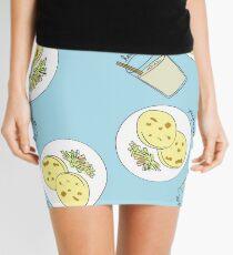 Horchata y Pupusas Mini Skirt
