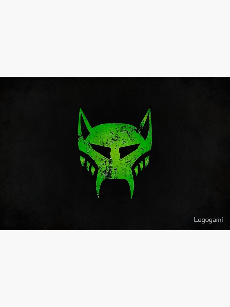 Maximals Logo · Distressed by Logogami