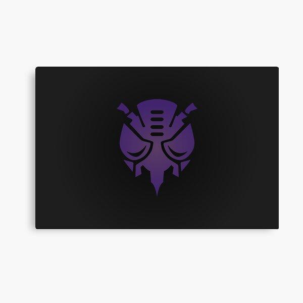 Predacons Logo Canvas Print