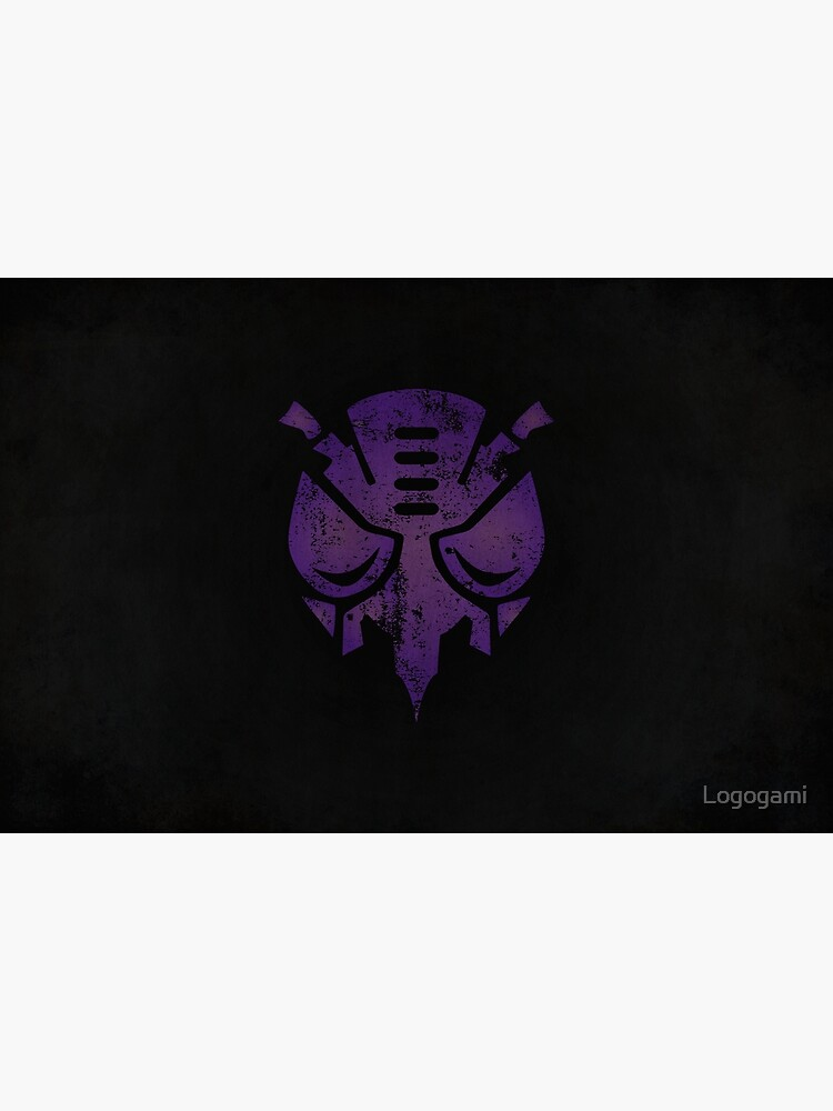 Predacons Logo · Distressed by Logogami