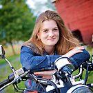 Biker Chic by Ann Rodriquez