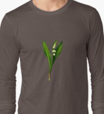 Convallaria majalis-lily of the valley .... Long Sleeve T-Shirt
