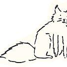 Friendly feline by johanneVN