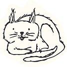 Bath Cat by johanneVN