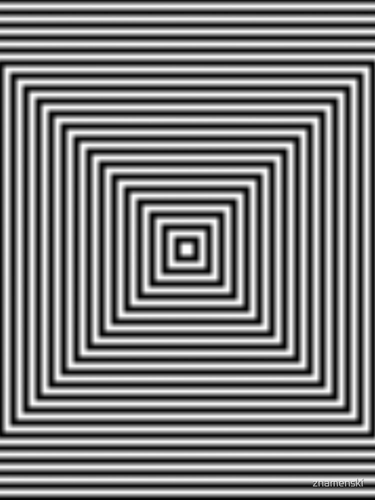 #Pattern, #simplicity, #design, #illusion, abstract, square, puzzle, illustration, shape, art by znamenski