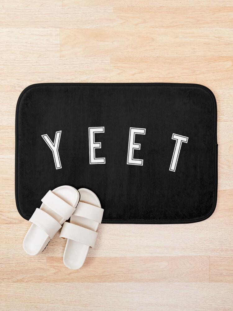 Alternate view of YEET Bath Mat