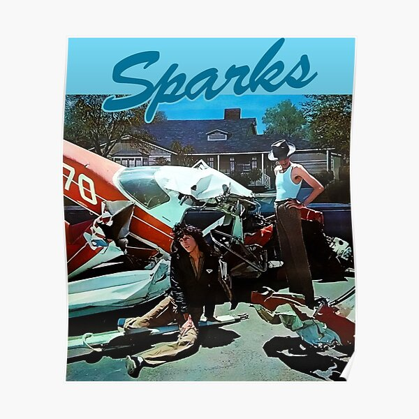 Sparks - Indiscreet Poster