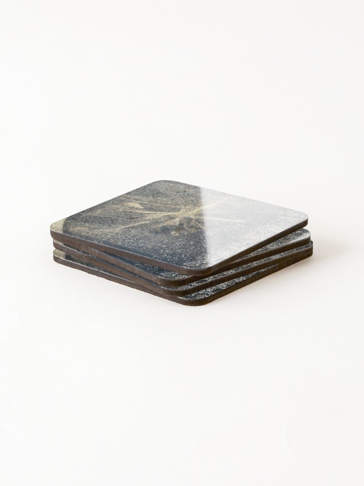 Alternate view of Light Reflection on Asphalt Coasters (Set of 4)