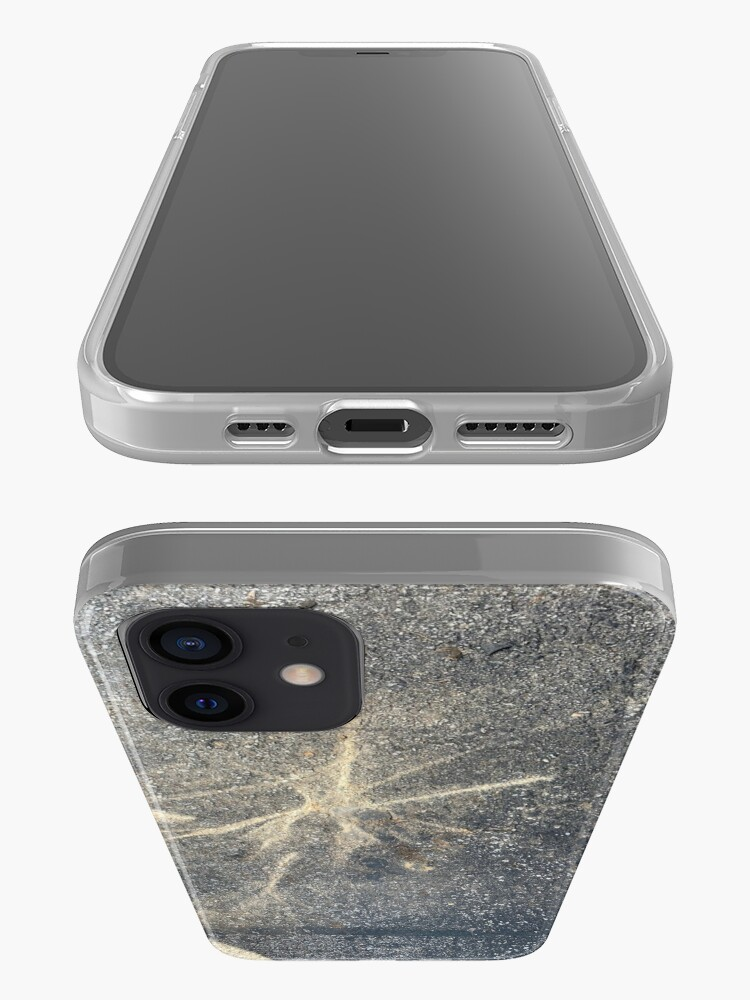Alternate view of Light Reflection on Asphalt iPhone Case & Cover