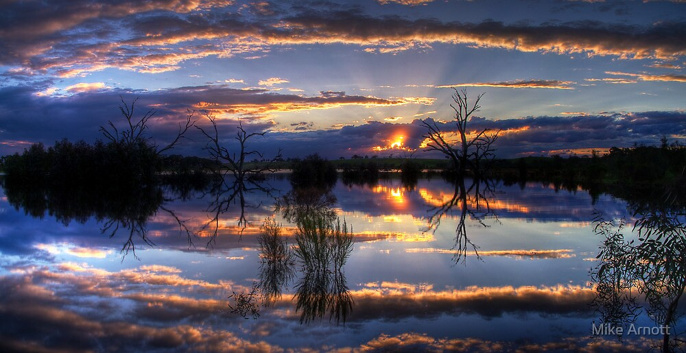 Drought Relief by Mike Arnott