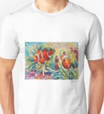 Clownfish In Their Paradise T-Shirt