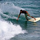 Fingal Surfer by John Quixley