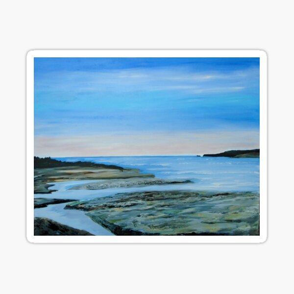 Poppit Sands - Cardigan Bay Sticker
