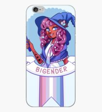 I was sorted into the Bigender House iPhone Case