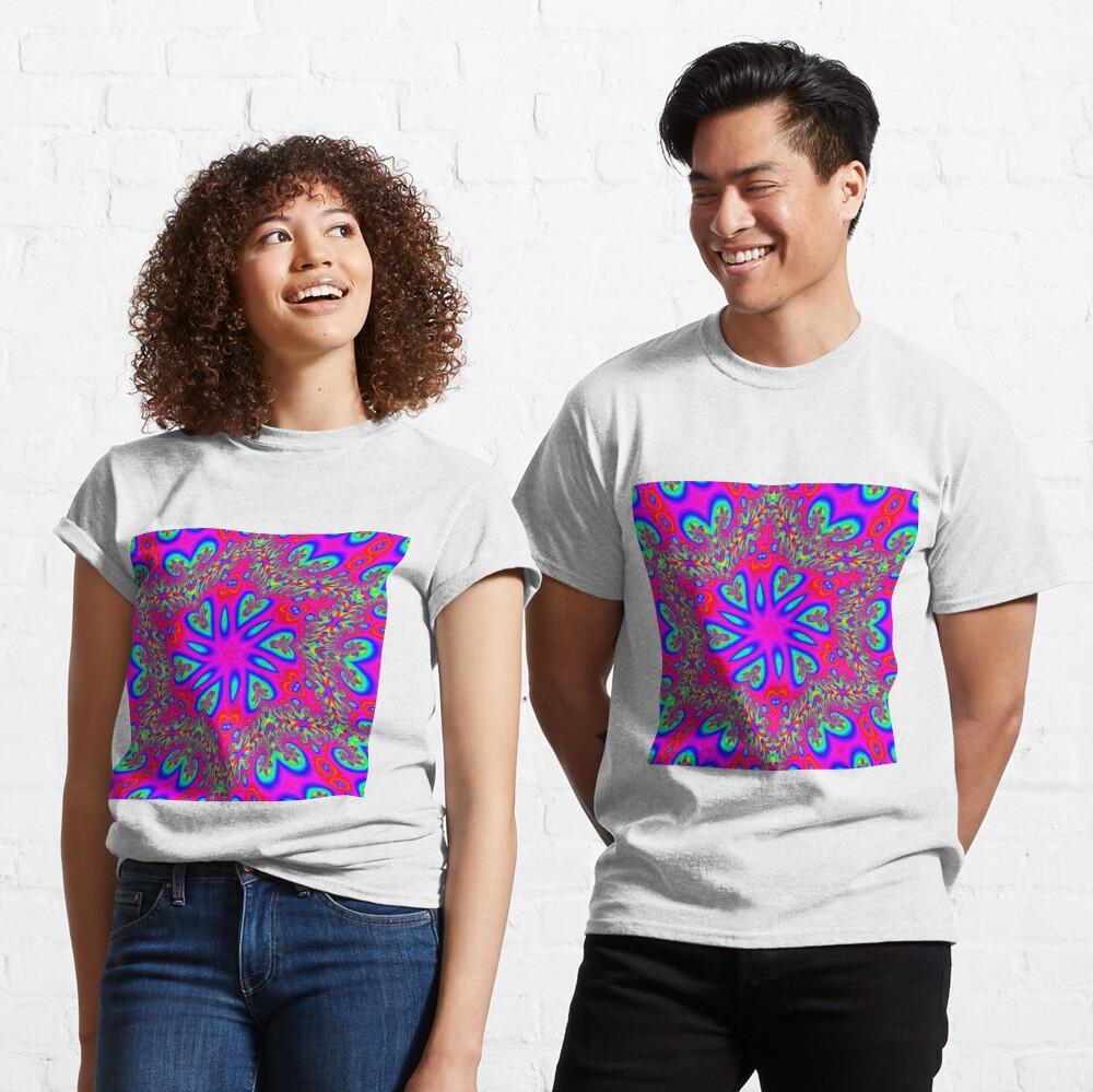 #Design, #twist, #art, #illustration, decoration, shape, creativity, upwards, convex, curvy Classic T-Shirt