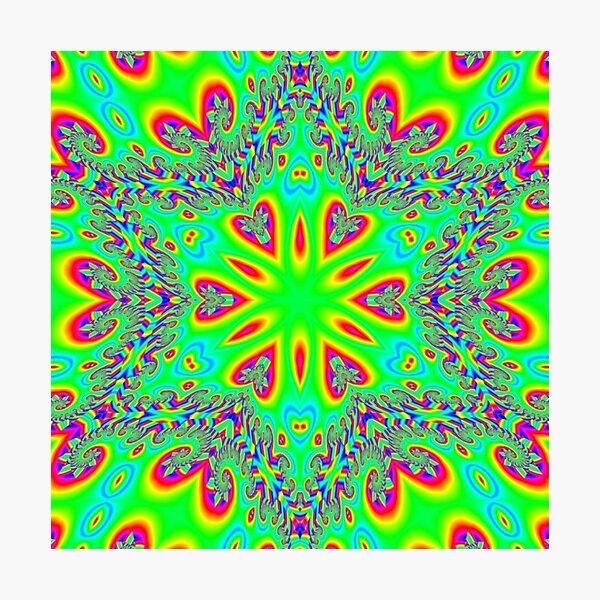 #Pattern, #abstract, #design, #twist, art, illustration, decoration, shape, creativity, upwards, convex, curvy Photographic Print