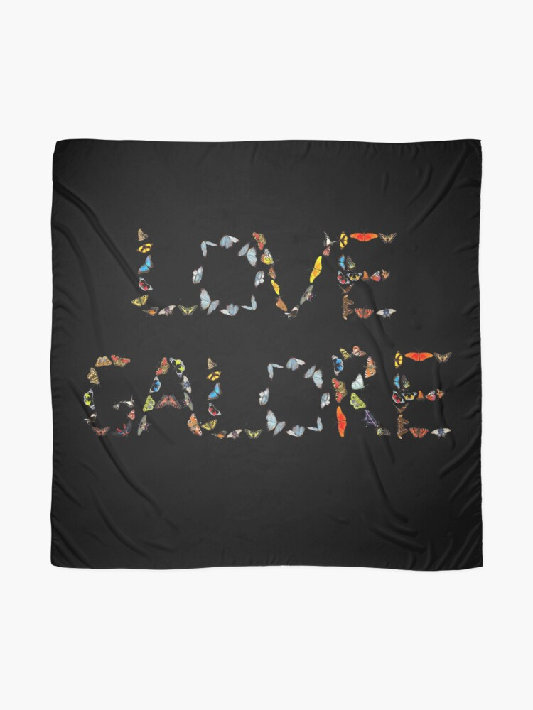 Alternate view of Love Galore Scarf