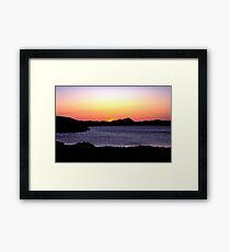 Myvatn Framed Print