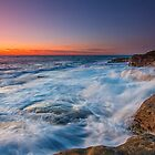 Freshwater Beach Sunrise by Andi Surjanto