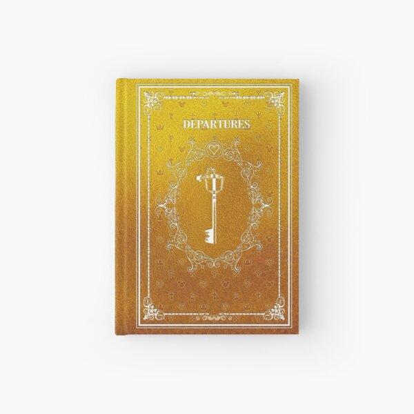 Departures - Book 1 - Kingdom Hearts - Full Hardcover Journal