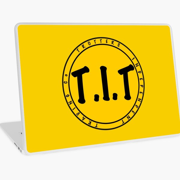 T.I.T: Trotters Independent Trading Co. [Only Fools & Horses] Laptop Skin