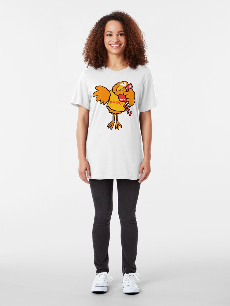 Alternate view of NDVH Buzby Slim Fit T-Shirt