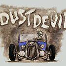 Dust Devil by Lee Twigger