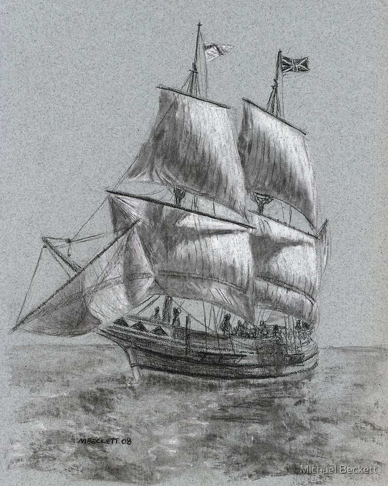 Full Sail by Michael Beckett
