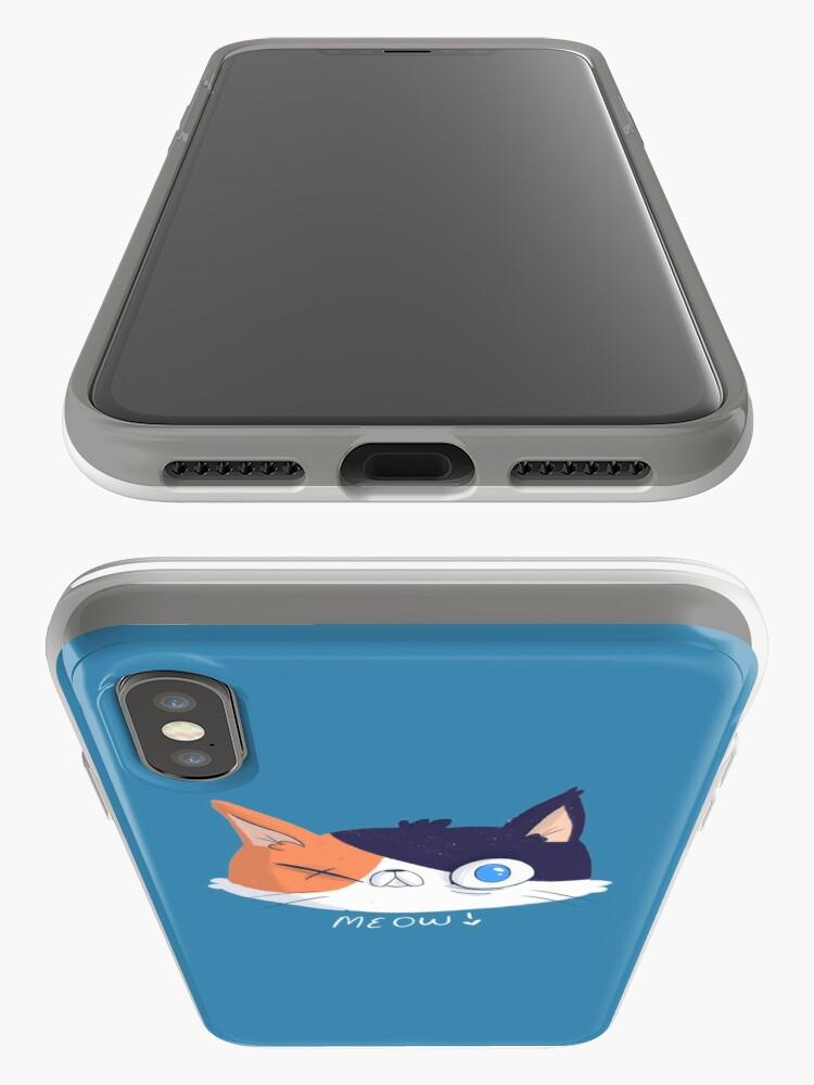 Alternate view of CatSteven iPhone Case & Cover