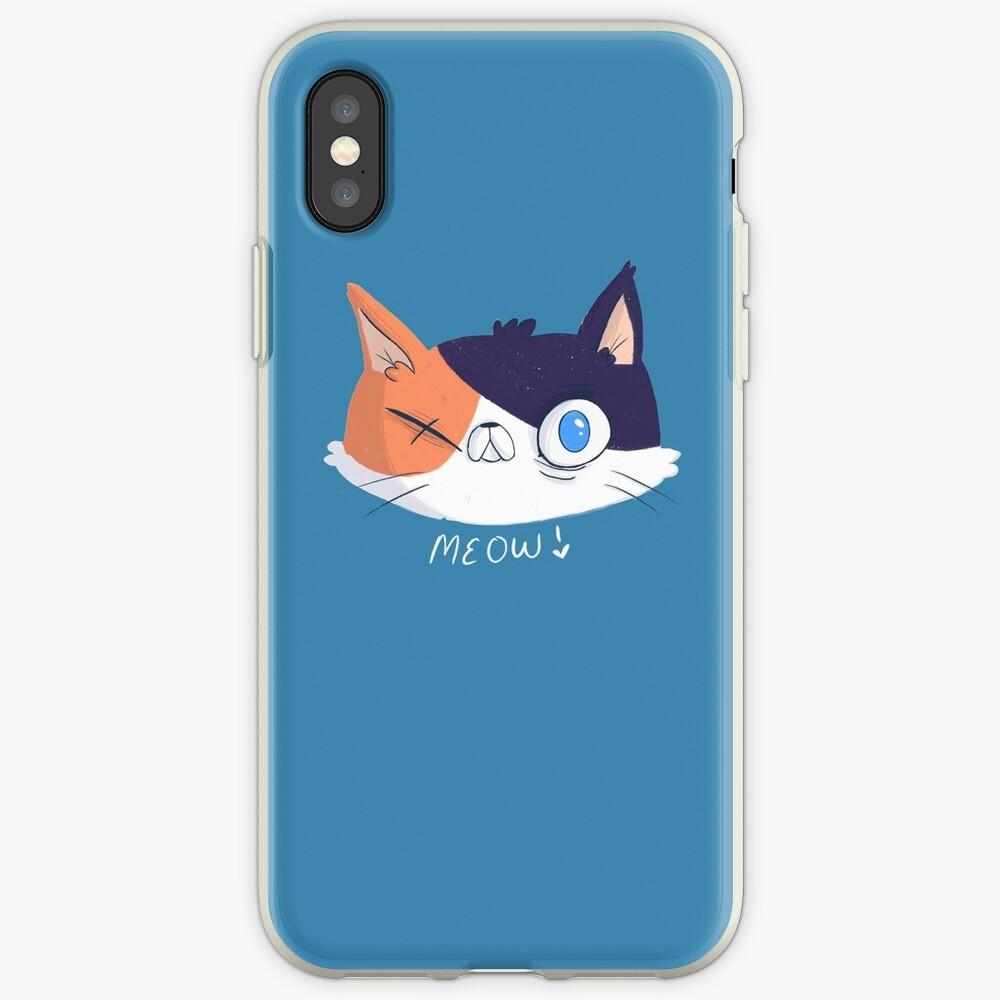 CatSteven iPhone Case & Cover