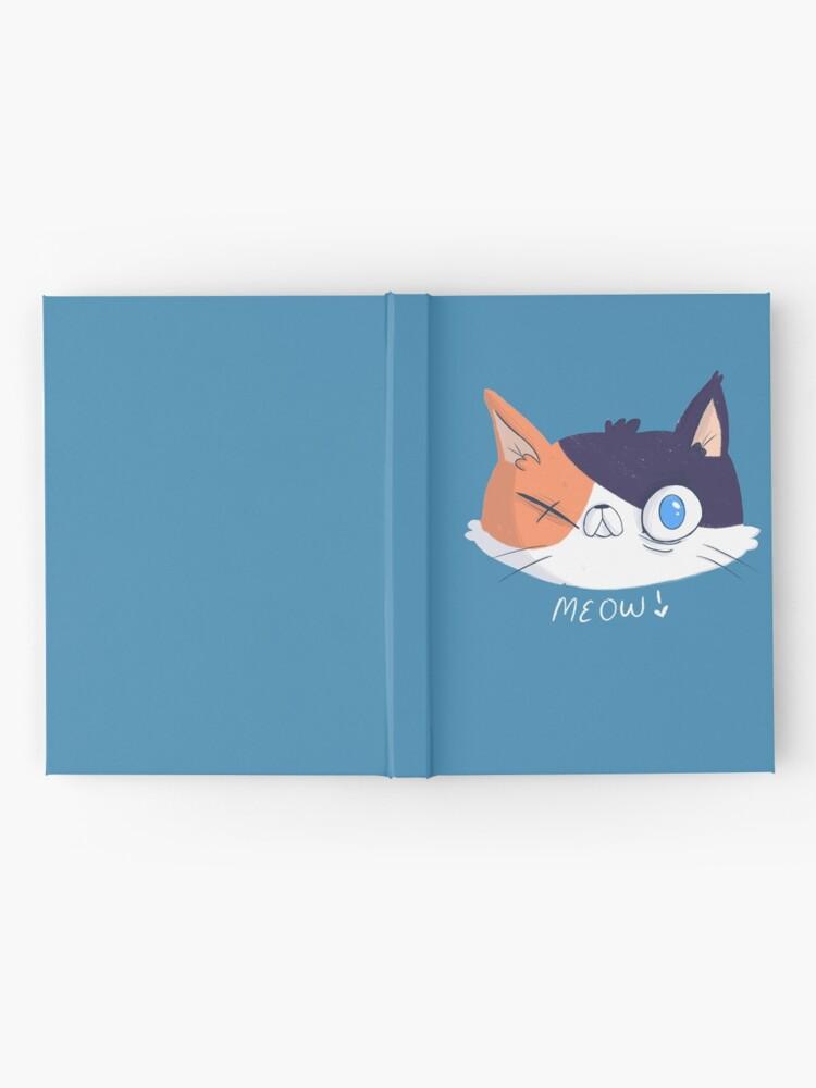 Alternate view of CatSteven Hardcover Journal