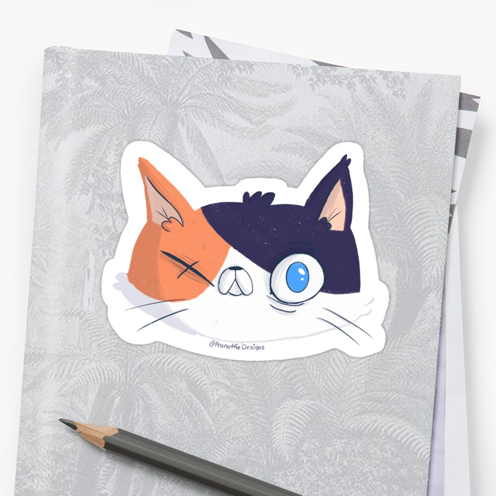 CatSteven Sticker