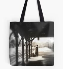Stationary Tote Bag