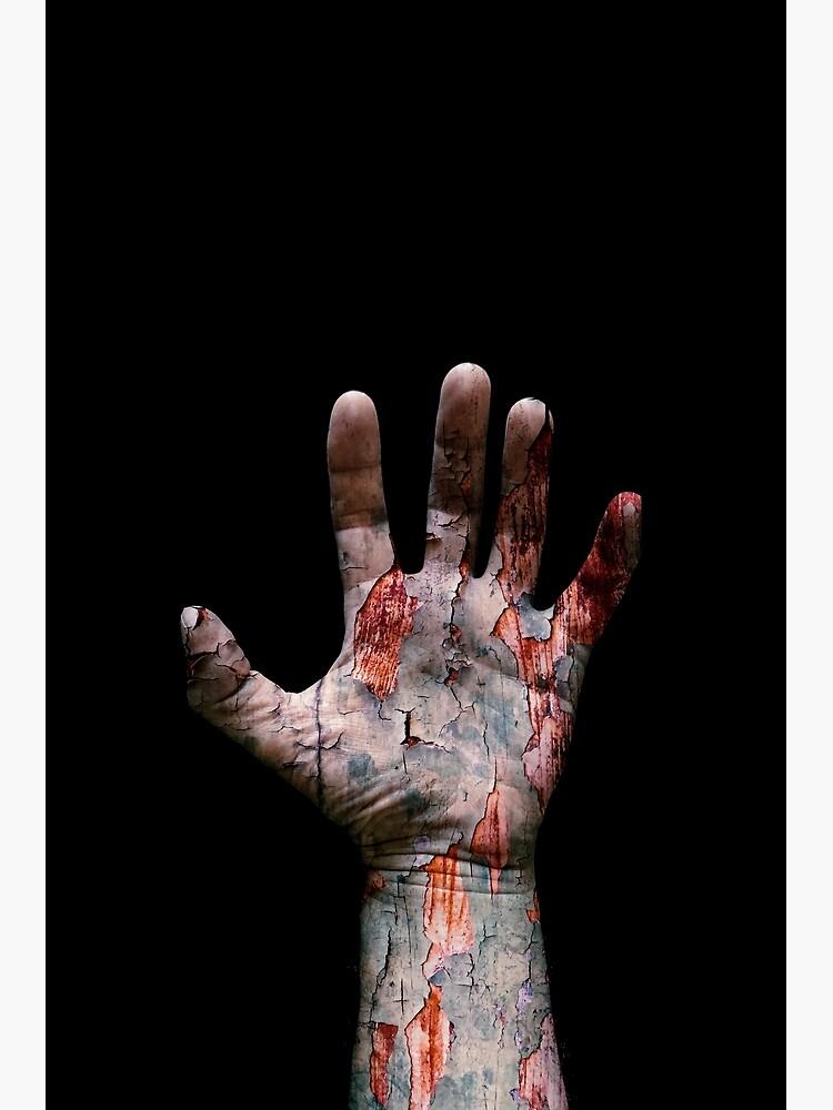 The Hand by Elderlemon